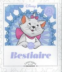 Disney - Coloriages à encadrer Disney Bestiaire - Aavec cadre et accroche inclus.