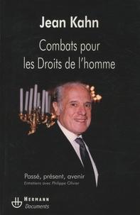Combats pour les droits de lHomme - Entretiens avec Philippe Olivier.pdf