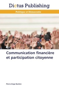 Bastien-p - Communication financière et participation citoyenne.