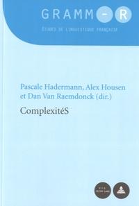 Pascale Hadermann et Alex Housen - ComplexitéS.