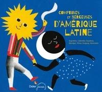 Chantal Grosléziat et Jean-Christophe Hoarau - Comptines et berceuses d'Amérique latine (CD).