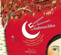 Nathalie Soussana et Jean-Christophe Hoarau - Comptines et berceuses de Babouchka (CD).