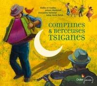 Nathalie Soussana et Jean-Christophe Hoarau - Comptines et berceuses tsiganes (CD).