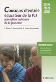 Patrick Refalo et Rémi Remondière - Concours d'entrée éducateur de la PJJ - Protection judiciaire de la jeunesse.