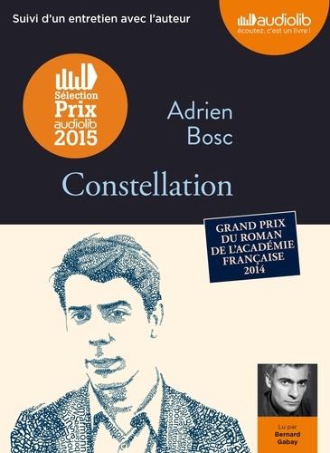 Adrien Bosc - Constellation. 1 CD audio MP3