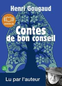 Henri Gougaud - Contes de bon conseil. 1 CD audio