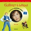 Marlène Jobert - Contes Guliver à Lilliput. 1 CD audio