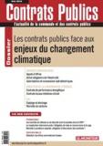 Laurent Richer et Philippe Terneyre - Contrats publics N° 121, Mai 2012 : Les contrats publics face aux enjeux du changement climatique.