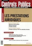 C Boiteau et Christine Bréchon-Moulènes - Contrats publics N° 62, janvier 2007 : Les prestations juridiques.