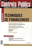 Claudie Boiteau et Mireille Berbari - Contrats publics N° 65, Avril 2007 : Techniques de financement.