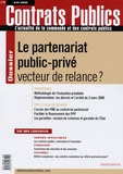 Claudie Boiteau et Mireille Berbari - Contrats publics N° 89 : Le partenariat public-privé vecteur de relance ?.