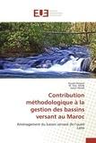 Fouad Dimane et M Van Molle - Contribution méthodologique à la gestion des bassins versant au Maroc - Aménagement du bassin versant de l'oued Laou.