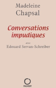 Edouard Servan-Schreiber et Madeleine Chapsal - .