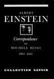 Albert Einstein - Correspondance 1903-1905.