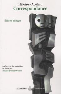 Abélard et  Héloïse - Correspondance - Lettres I-VI, édition bilingue français-latin.