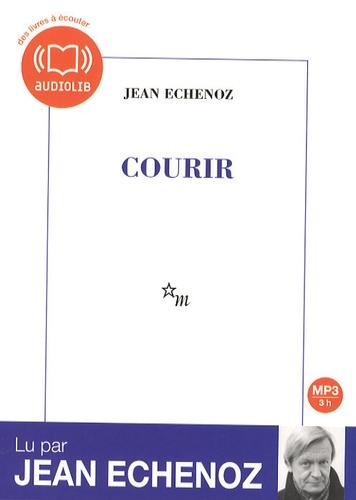 Jean Echenoz - Courir. 1 CD audio MP3