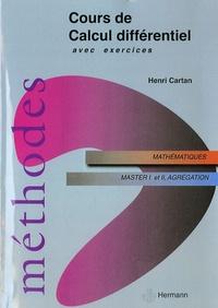Henri Cartan - Cours de calcul différentiel.
