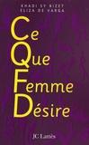 Khadi Sy Bizet et Eliza de Varga - CQFD ce que femme désire.