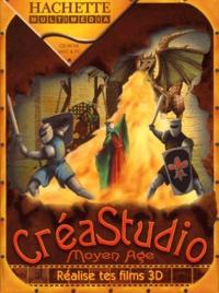 Hachette - CréaStudio Moyen Age - CD-Rom.