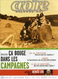 François Boëdec - Croire aujourd'hui N° 194, du 15 au 31 : Ca bouge dans les campagnes.