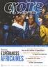 François Boëdec et  Collectif - Croire aujourd'hui N° 198, Du 1er au 21 : Espérances africaines.