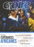 François Boëdec et André Paul - Croire aujourd'hui N° 198, octobre 2005 : Espérances africaines.