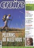 Frédéric Mounier - Croire aujourd'hui N° 246, Juin 2008 : Pèlerins, où allez-vous ?.