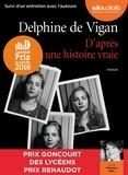 Delphine de Vigan - D'après une histoire vraie. 1 CD audio MP3