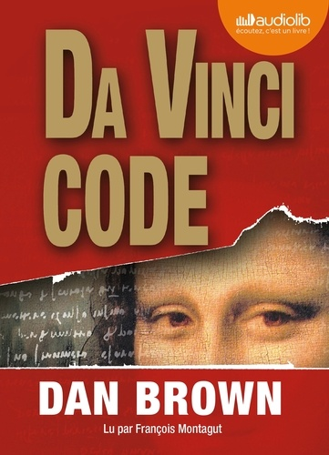 Da Vinci Code  avec 2 CD audio MP3
