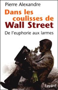 Dans les coulisses de Wall Street. De leuphorie aux larmes.pdf