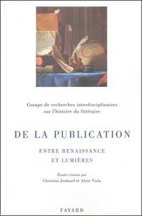 Alain Viala et Christian Jouhaud - .