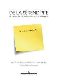 De la sérendipité dans la science, la technique, lart et le droit - Leçons de linattendu.pdf