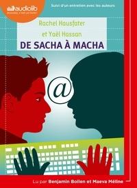 Rachel Hausfater et Yaël Hassan - De Sacha à Macha. 1 CD audio MP3