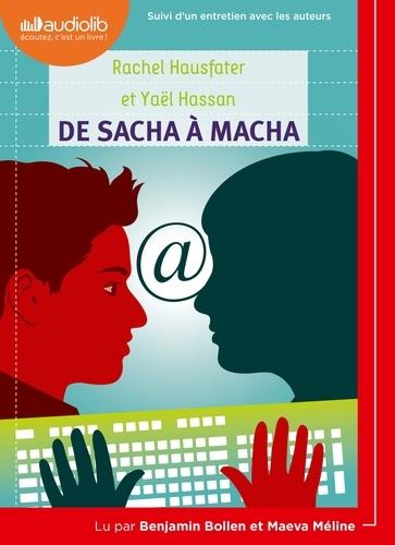 vignette de 'De Sacha à Macha (Rachel Hausfater)'