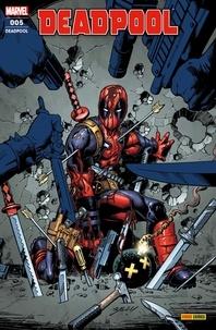 Skottie Young et Scott Hepburn - Deadpool N° 5 : Mes deux papas.