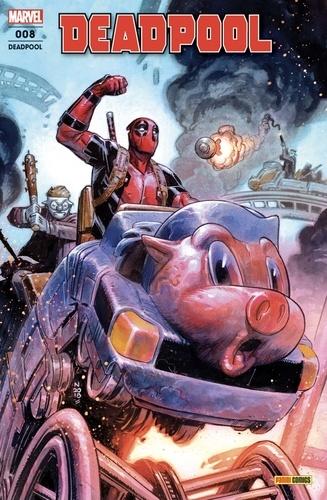 Skottie Young et Robbie Thompson - Deadpool N° 8 : Massacre au parc.