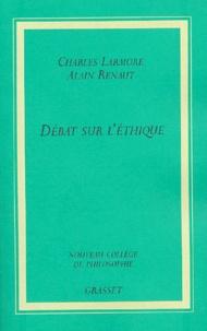 Charles Larmore et Alain Renaut - Débat sur l'éthique.