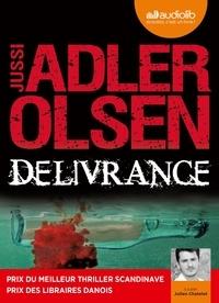 Jussi Adler-Olsen - Délivrance. 2 CD audio MP3