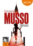Guillaume Musso - Demain. 1 CD audio
