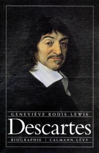 Geneviève Rodis-Lewis - Descartes - Biographie.