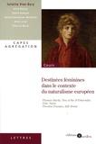 Juliette Vion-Dury - Destinées féminines dans le contexte du naturalisme européen.