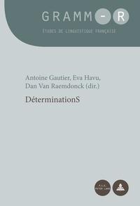 Antoine Gautier et Eva Havu - DéterminationS.