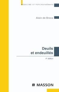 Alain de Broca - Deuils et endeuillés.
