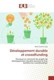 Marie-Caroline Cuby - Développement durable et crowdfunding.