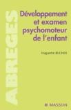 Huguette Bucher - Développement et examen psychomoteur de l'enfant.