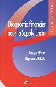 Jocelyn Husser et Stéphane Ouvrard - Diagnostic financier pour la supply chain - Comment faire parler les chiffres d'un fournisseur ?.