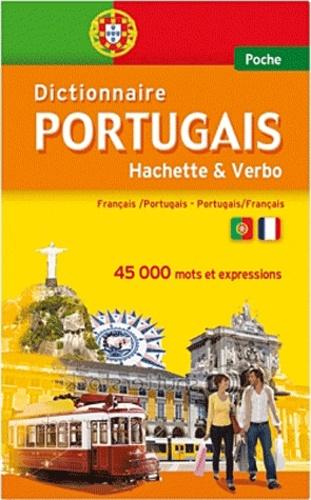Hachette et  Verbo - Dictionnaire de poche Hachette & Verbo - Français-Portugais et Portugais-Français.