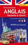 Hachette et  Oxford - Dictionnaire de poche Top Hachette & Oxford français-anglais et anglais-français.