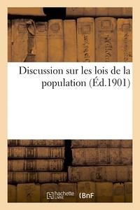 Berger-Levrault - Discussion sur les lois de la population.