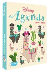 Hachette - Disney agenda - Une année avec les lamas.